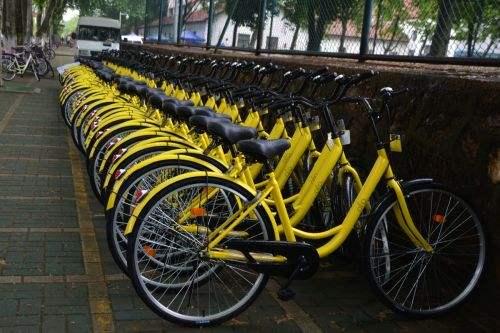 交通部:共享单车等押金应当日退还