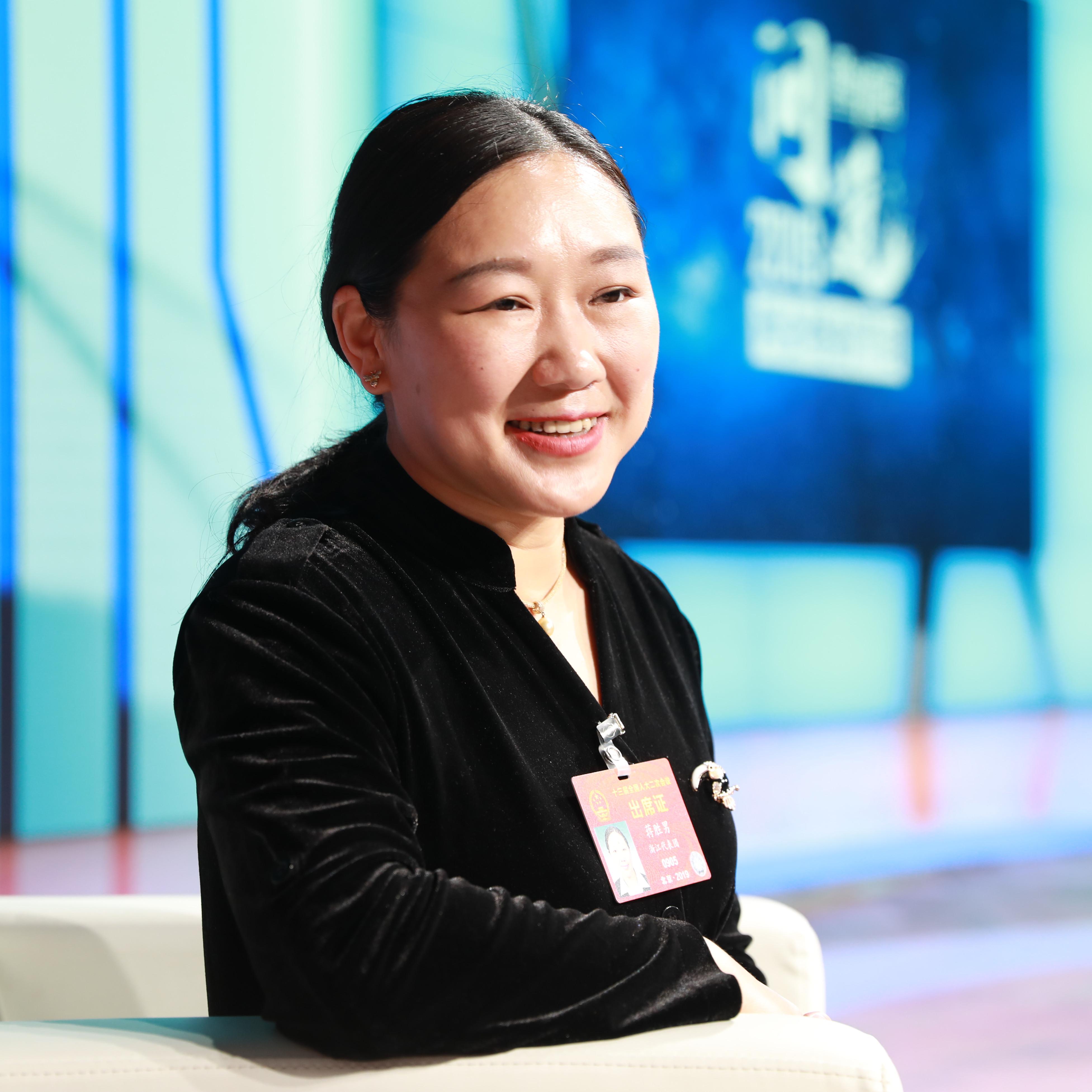 蒋胜男:澳门金沙博彩官网网络文学读者破四亿