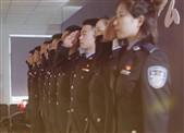 浙江縉雲公安創作《我們的青春藏藍色》 致敬警營裏奮鬥的青年民警