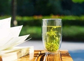 西子湖畔共享一杯茶