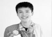 徐海蛟:从独臂少年到世界冠军