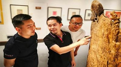 """浙江""""新峰计划""""优秀青年艺术家在杭州展精品"""