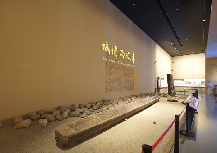 良渚博物(wu)院第二展廳