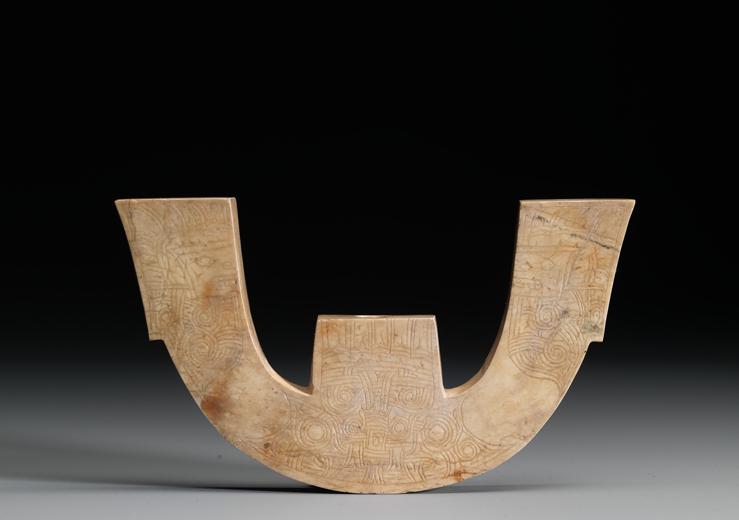 三叉(cha)形飾