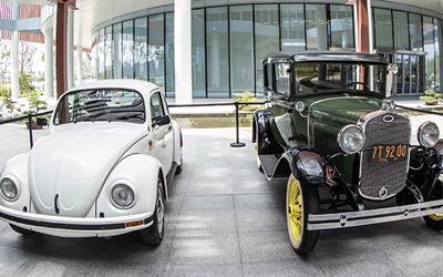 長三角將舉辦世界老式汽車公開賽