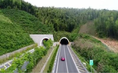高速隧道起火,这样自救!