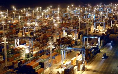 宁波舟山港:从河埠码头到港通天下