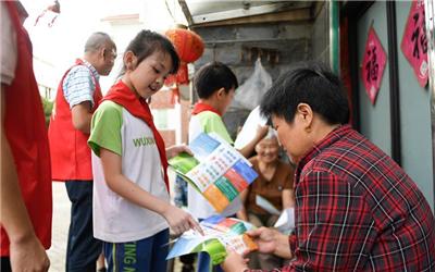 浙江湖州:推进垃圾分类精准到户