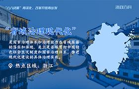 """省(sheng)域治理現代化︰把""""中國之治""""的制(zhi)度(du)優勢轉化為""""走(zou)在前列""""的治理效能(neng)"""