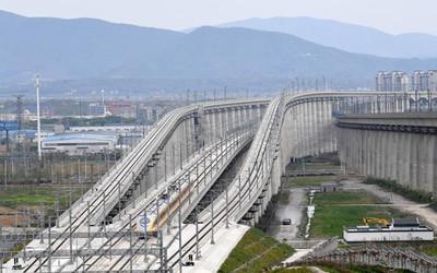 商合杭高铁合肥至湖州段开始联调联试