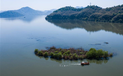 杭州临安:营造美丽水环境 打造生态好家园