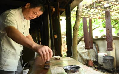 杭州鄉村斫琴師