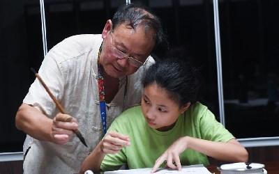 農家書屋打造鄉村暑期課堂