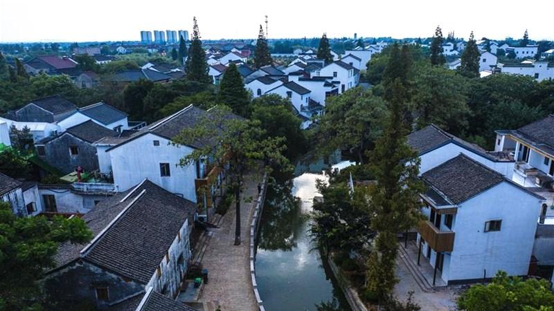 浙江湖州:美麗鄉村打造水鄉民宿集群