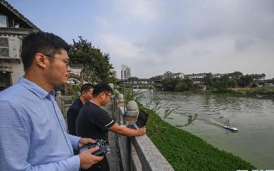 浙江湖州:智能化平臺助力城市河道精準治理