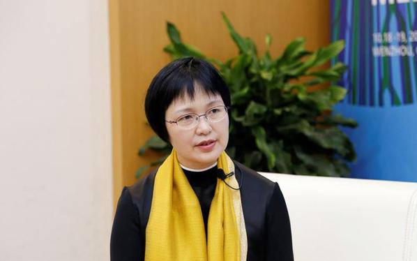 """韩喜球:做一名""""乘风破浪""""的姐姐 助力海洋资源的开发和保护"""