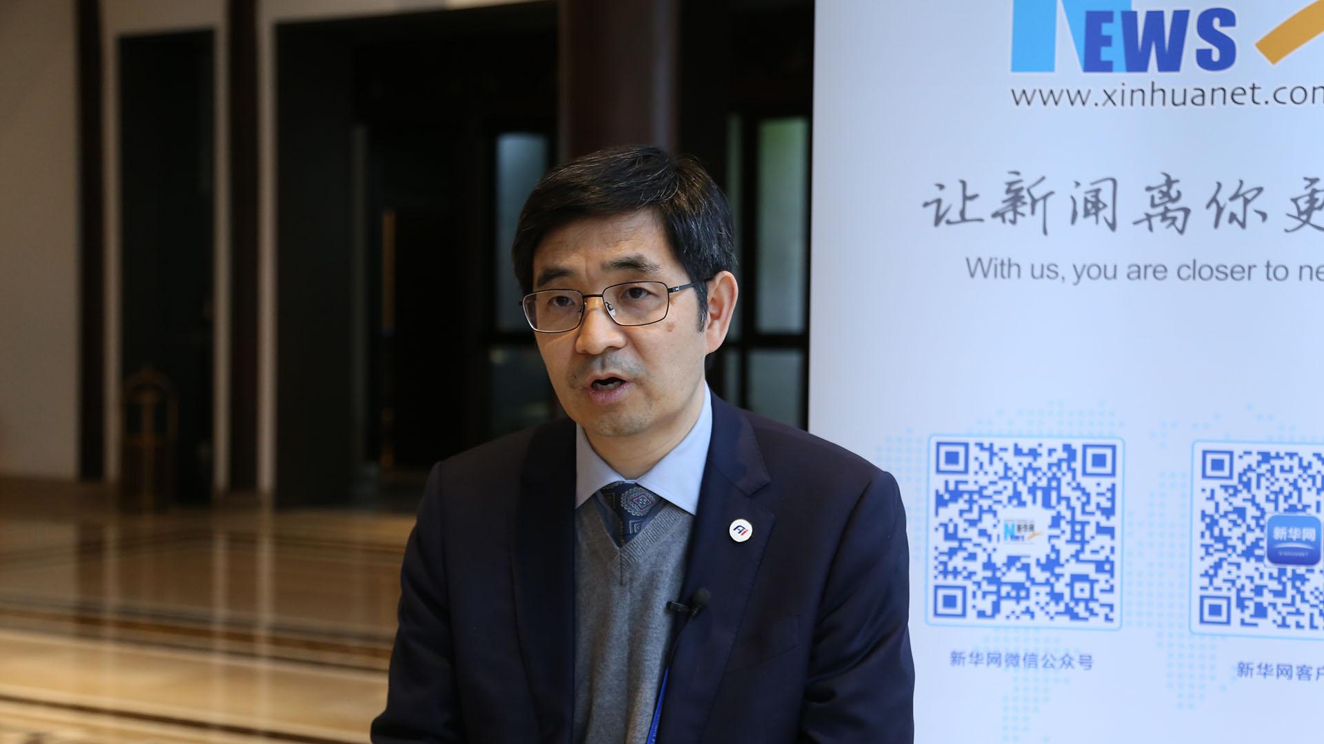 工业富联董事长李军旗:跨行业跨领域赋能服务全球制造