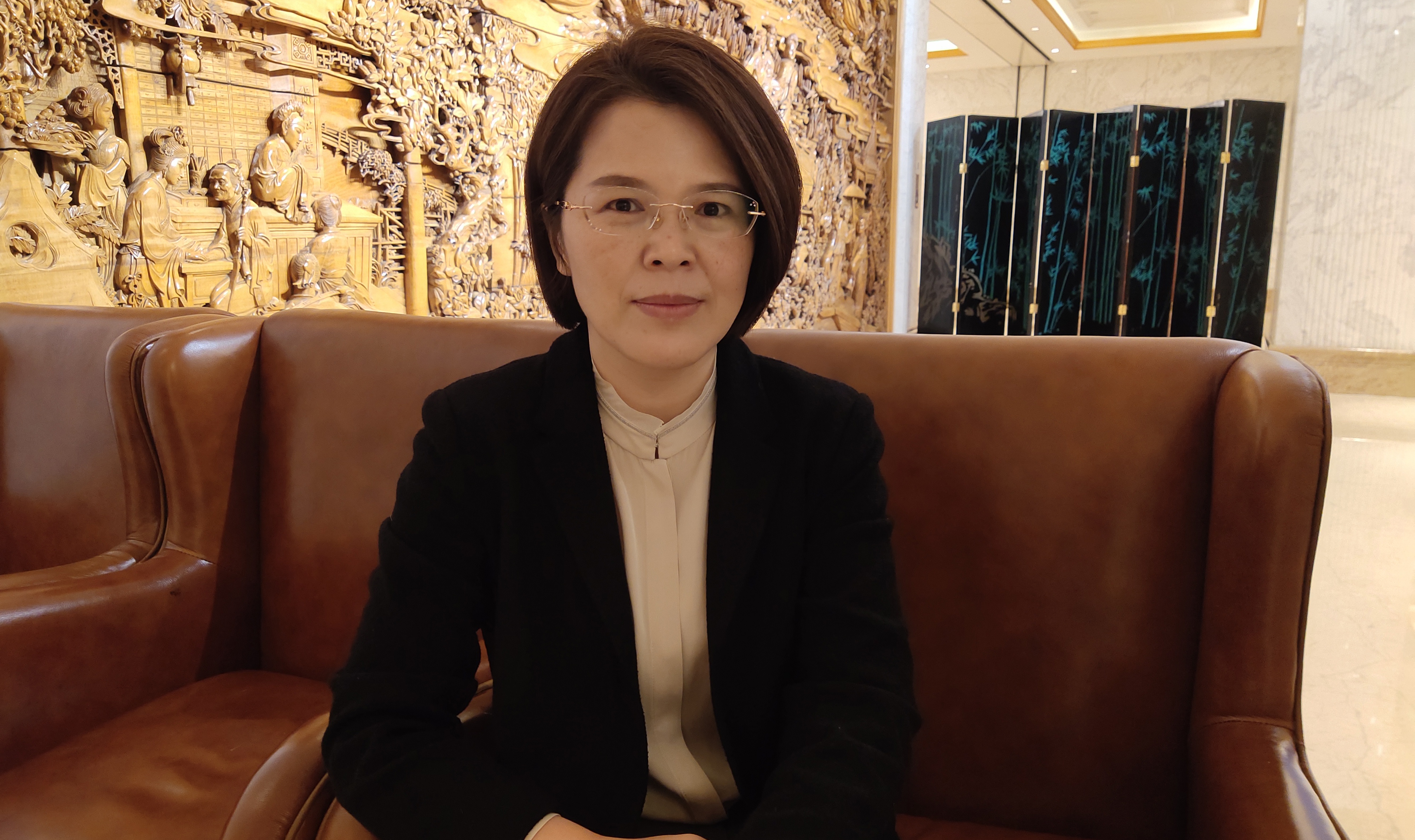 杨丽华:发挥数字经济优势 助力双循环发展新格局