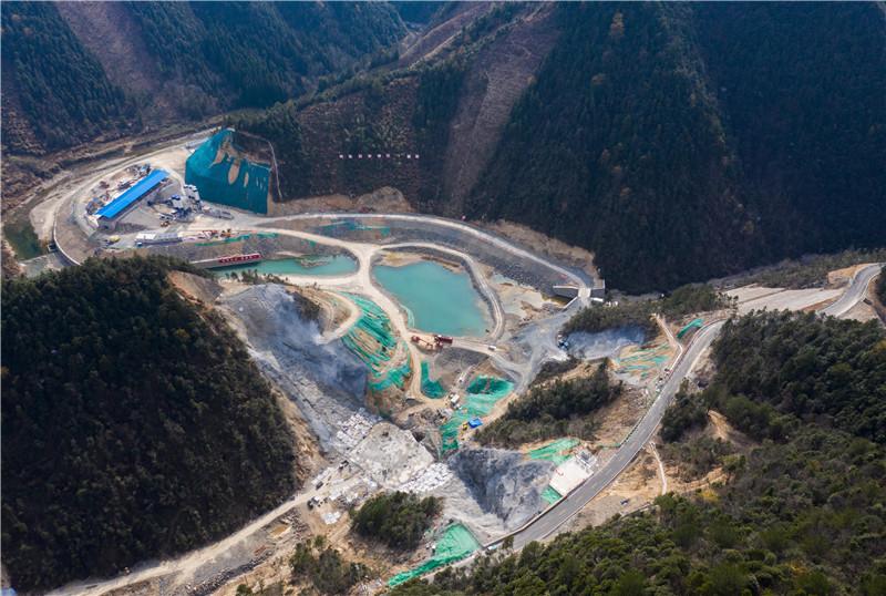 杭州临安:积极推进重点水利工程建设