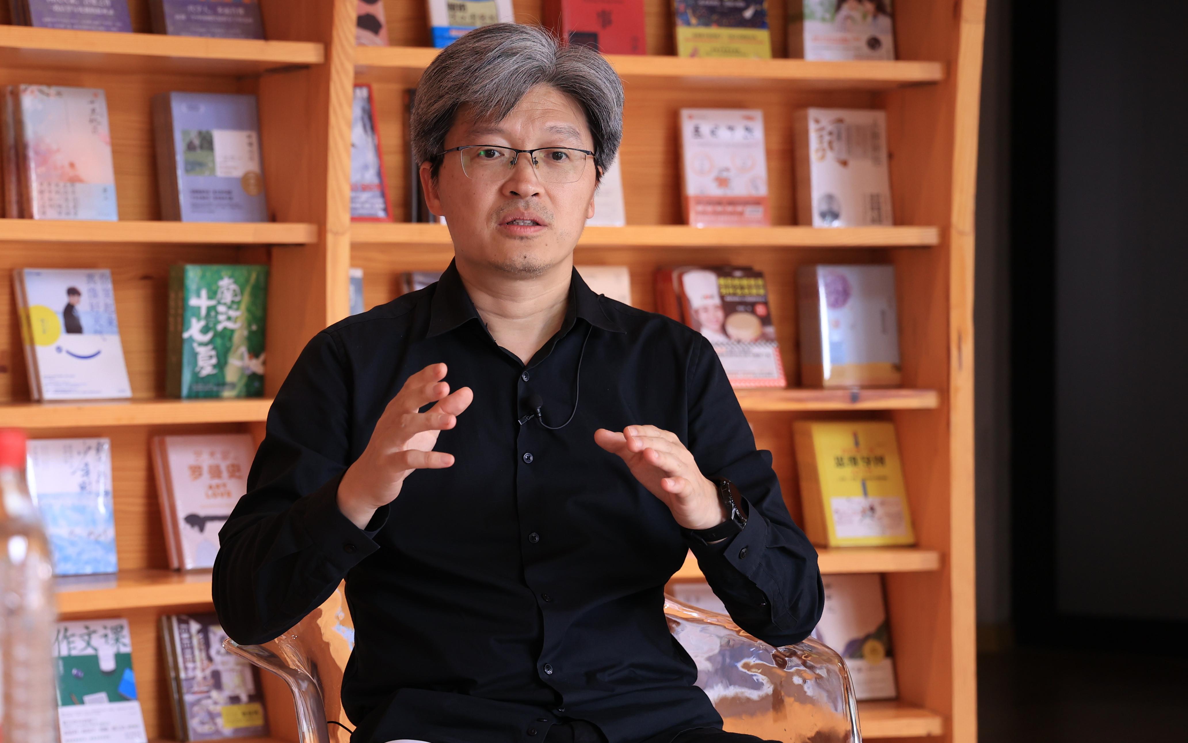 譚剛毅:保護不能為了保護而保護,要為鄉土建築注入新的活力